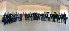 Todos os integrantes do Conselhos, após as eleições em Florianópolis.
