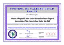 certificado 2010 PNG