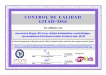 certificado 2011 PNG