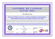 certificado 2012 PNG