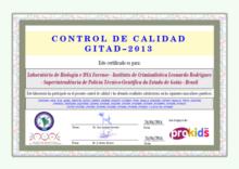 certificado 2013 PNG