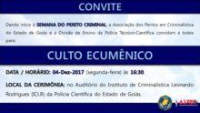 Culto 04.12 16h30