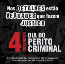 ASPEC (Associação dos Peritos Criminais de Goiás) também homenageou seus associados.