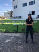 Perita Criminal Cláudia C. Magalhães, do 3ºNRPTC