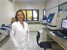 Perita Criminal Mariana Mota, coordenadora do Banco de Perfis Genéticos (DNA) da Polícia Científica de Goiás.